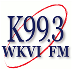 K99.3 99.3 FM United States of America, South Bend
