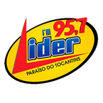 Rádio Líder FM 95.7 FM Brazil, Palmas
