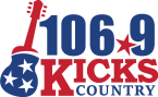 106.9 Kicks Country 106.9 FM USA, Cookeville