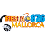 Radio fiesta MALLORCA 87.6 FM Spain, Palma