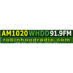 WHDD-FM 1020 AM United States of America, Sharon