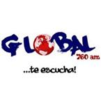 Global 760 AM 760 AM Dominican Republic, Santo Domingo de los Colorados