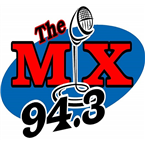 The Mix 94.3 94.3 FM United States of America, Liberal