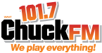 Chuck FM 101.7 FM USA, Charleston