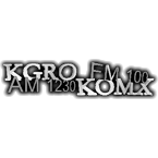 KGRO 101.1 FM USA, Bakersfield