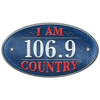 I Am Country 106.9 106.9 FM United States of America, Gainesville