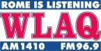 WLAQ 1410 AM United States of America, Rome