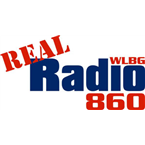 WLBG 860 AM United States of America, Laurens