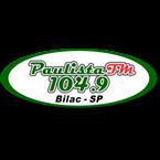 Rádio Paulista FM 104.9 FM Brazil, Araçatuba