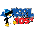 Kool Hits 105.7 105.7 FM United States of America, Huntington