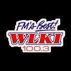 FM's Best! 100.3 WLKI 100.3 FM United States of America, Angola