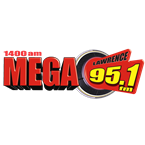 Mega 1400 1400 AM United States of America, Lawrence