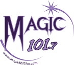 Magic 101.7 101.7 FM United States of America, Binghamton