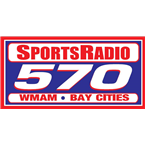 WMAM 570 AM USA, Green Bay