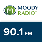 Moody Radio Chicago 90.1 FM USA, Chicago