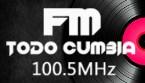FM Todo Cumbia Maldoando 100.5 FM Uruguay, Maldonado