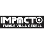 FM Impacto 95.5 95.5 FM Argentina, Villa Gesell