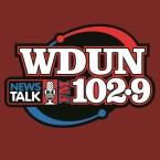WDUN FM 102.9 FM USA, Clarkesville