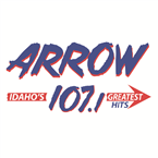 Arrow 107.1, KQEO 107.1 FM USA, Idaho Falls