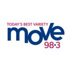 Move 98.3 98.3 FM Canada, Kingston