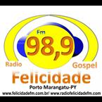 Radio Felicidade FM 98.9  Paraguay, Puerto Marangatu