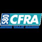 580 CFRA 580 AM Canada, Ottawa
