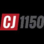 CJ 1150 1150 AM Canada, Estevan