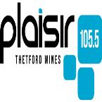 Plaisir 105,5 105.5 FM Canada, Thetford-Mines