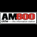 AM 800 CKLW 800 AM Canada, Windsor