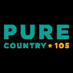 Pure Country 105 105.1 FM Canada, Peterborough