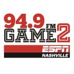 94.9 Game 2 95.1 FM USA, Murfreesboro