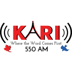 KARI 550 AM 550 AM United States of America, Blaine