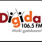 Digida Fm 106.5 106.5 FM Uganda, Kampala