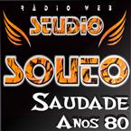 Radio Studio Souto - Saudade 80s Brazil, Goiânia