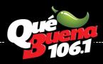 KVTR Que Buena 106.1 1590 AM USA, Victorville