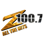 Z100.7 100.7 FM USA, Kensett