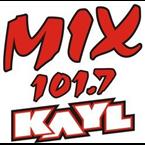 KAYL-FM 101.7 FM USA, Storm Lake