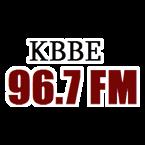 KBBE 96.7 FM 96.7 FM USA, McPherson