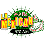 La Mexicana 94.9 FM Mexico, Oaxaca