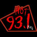 Hot 93.1 104.7 FM USA, Rapid City