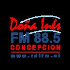 Radio Doña Inés FM 88.5 FM Chile, Concepción