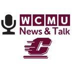 WCMU News and Talk 89.5 FM USA, Mount Pleasant