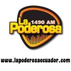 La Poderosa Ecuador 1490 AM Ecuador, Quito
