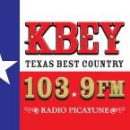 KBEY-FM 103.9 FM USA, Burnet