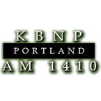 KBNP 1410 AM United States of America, Portland
