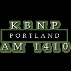 KBNP 1410 AM USA, Portland