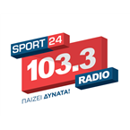 Sport 24 Radio 103.3 FM Greece, Athens