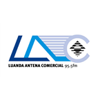 L.A.C FM - Luanda Antena Comercial 95.5 FM Angola, Luanda