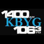 KBYG 1400 AM United States of America, Odessa