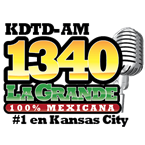 La Gran D 1340 AM United States of America, Kansas City